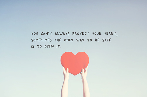 open-your-heart